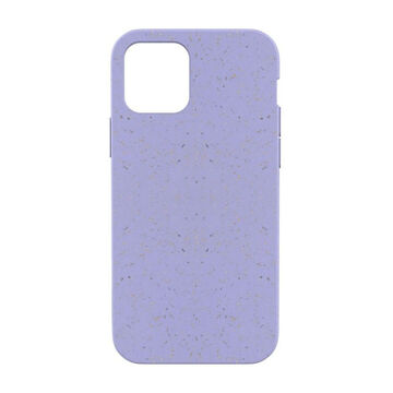 Pela iPhone 12 Mini Slim Eco -biohajoava suojakuori, Lavender