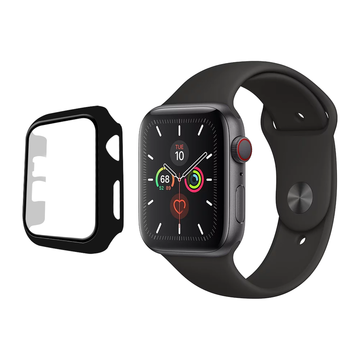 Apple Watch Series 4 / Series 5 (44mm) Suojis-suojakalvo, 360 asteen suoja
