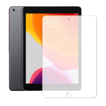 "Apple iPad 10.2"" (2019 / 2020) panssarilasi, Tempered Glass"