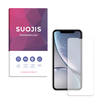 Apple iPhone XR / iPhone 11 Suojis-panssarilasi, klassinen
