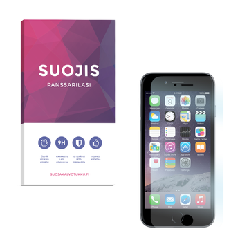 Apple iPhone 6 Plus / 6S Plus Suojis-panssarilasi, klassinen