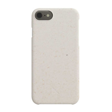 A Good Mobile Case iPhone 7 / 8 / SE 2020 biohajoava kuori, Vanilla White