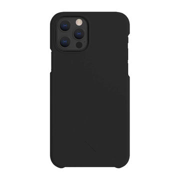 A Good Mobile Case iPhone 12 / 12 Pro biohajoava kuori, Charcoal Black