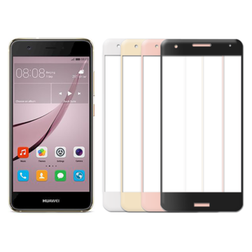 Huawei Nova panssarilasi, 2.5D Full Cover Tempered Glass