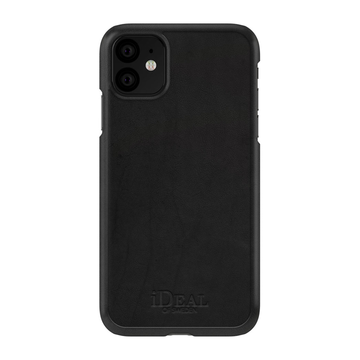 iDeal of Sweden iPhone 11 Como Case, Musta