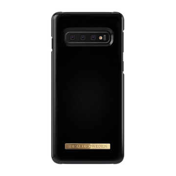 iDeal of Sweden Samsung Galaxy S10 Fashion Case, Matte Black