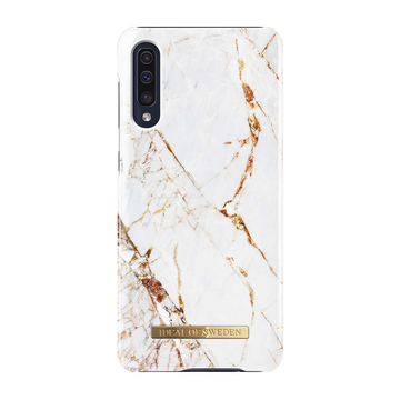iDeal of Sweden Samsung Galaxy A50 Fashion Case, Carrara Gold