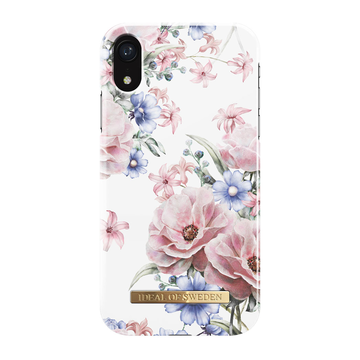 iDeal of Sweden iPhone XR Fashion Case, Floral Romance