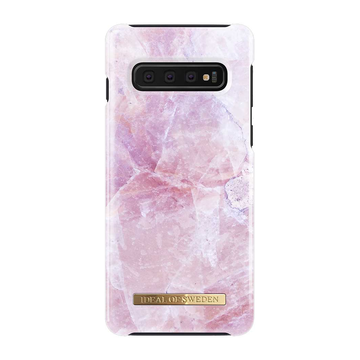 iDeal of Sweden Samsung Galaxy S10 Fashion Case, Pilion Pink