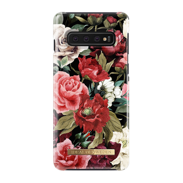 iDeal of Sweden Samsung Galaxy S10 Fashion Case, Antique Roses