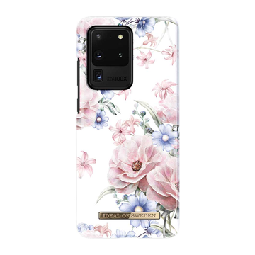 iDeal of Sweden Samsung Galaxy S20 Ultra Fashion Case, Floral Romance