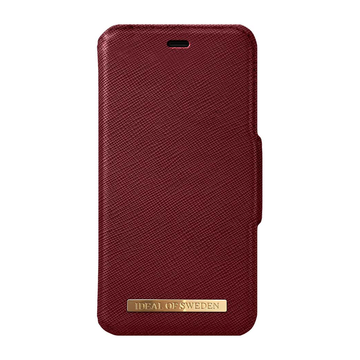 iDeal of Sweden iPhone 11 Fashion Wallet, Burgundy
