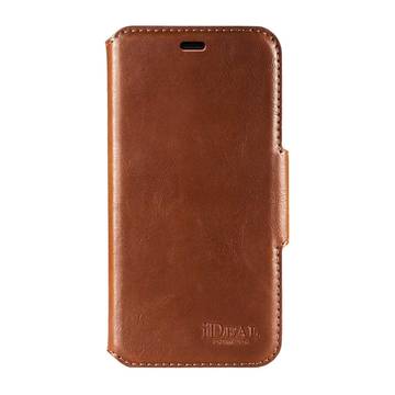 iDeal of Sweden iPhone 11 London Wallet, Ruskea