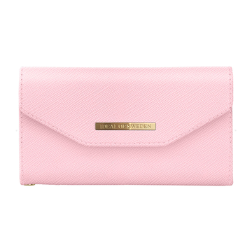 iDeal of Sweden Samsung Galaxy S10 Mayfair Clutch -käsilaukku, Pinkki