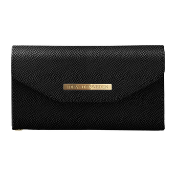 iDeal of Sweden Samsung Galaxy S10e Mayfair Clutch -käsilaukku, Musta