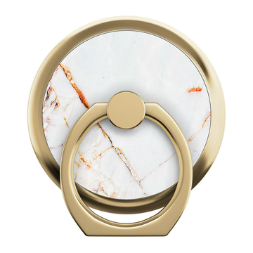 iDeal of Sweden Magnetic Ring Mount, Carrara Gold -rengaspidike