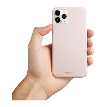 Nudient iPhone 11 Pro Max Thin Case V2 -suojakuori, Candy Pink