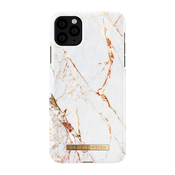 iDeal of Sweden iPhone 11 Pro Max Fashion Case, Carrara Gold