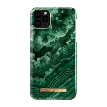 iDeal of Sweden iPhone 11 Pro Max Fashion Case, Evergreen Agate