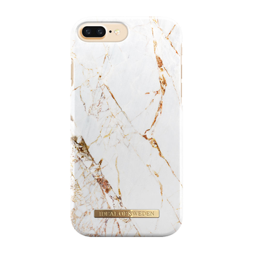 iDeal of Sweden iPhone 6 Plus / 6s Plus / 7 Plus / 8 Plus Fashion Case, Carrara Gold