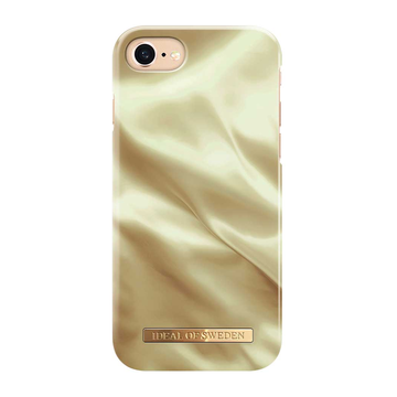 iDeal of Sweden iPhone 6 / 6S / 7 / 8 / SE 2020 Fashion Case, Honey Satin