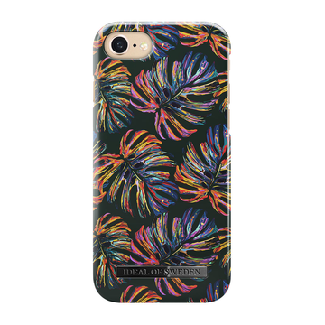 iDeal of Sweden iPhone 6 / 6S / 7 / 8 / SE 2020 Fashion Case, Neon Tropical