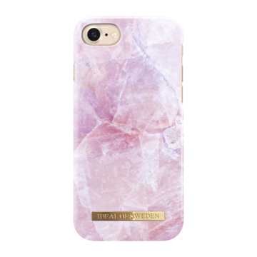 iDeal of Sweden iPhone 6 / 6S / 7 / 8 / SE 2020 Fashion Case, Pink Marble