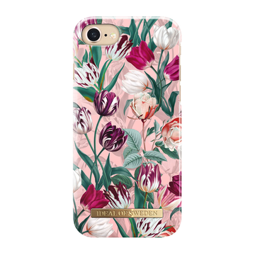 iDeal of Sweden iPhone 6 / 6S / 7 / 8 / SE 2020 Fashion Case, Vintage Tulips