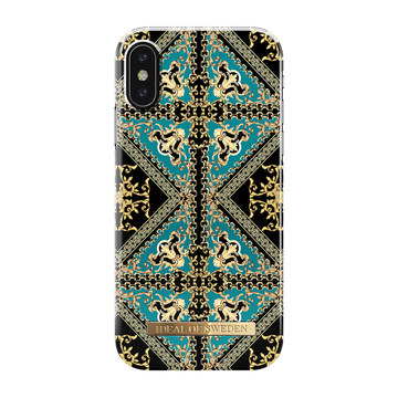 iDeal of Sweden iPhone X/ Xs Fashion Case, Baroque Ornament
