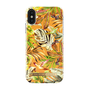 iDeal of Sweden iPhone X/ Xs Fashion Case, Mango Jungle