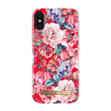 iDeal of Sweden iPhone X/ Xs Fashion Case, Statement Florals