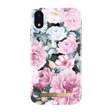 iDeal of Sweden iPhone XR Fashion Case, Peony Garden