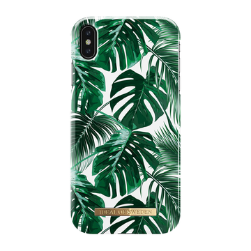 iDeal of Sweden iPhone Xs Max Fashion Case, Monstera Jungle
