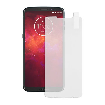 Moto Z3 Play panssarilasi, Tempered Glass
