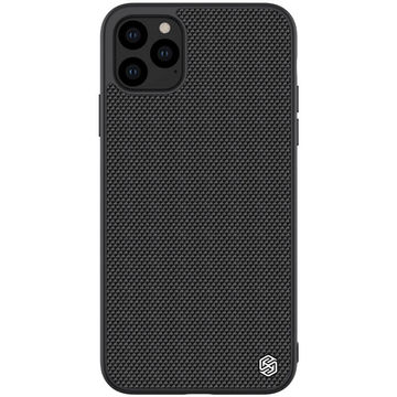 Nillkin Textured Case -suojakuori, Apple iPhone 11 Pro Max, Musta