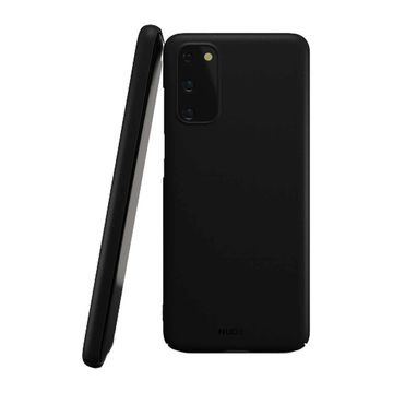 Nudient Samsung Galaxy S20 Thin Case V2 -suojakuori, Stealth Black