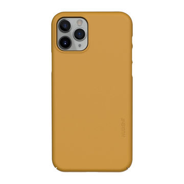 Nudient iPhone 11 Pro Thin Precise Case V3 -suojakuori, Saffron Yellow
