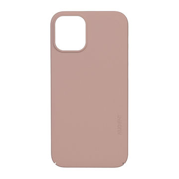 Nudient iPhone 12 Thin Precise Case V3 -suojakuori, Dusty Pink