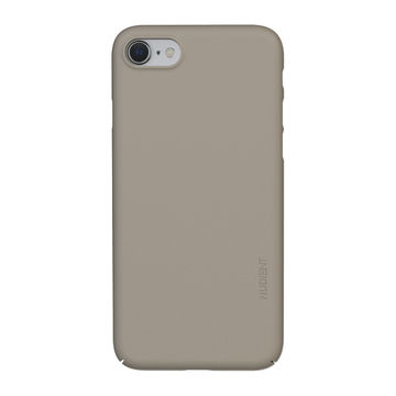 Nudient iPhone 7/8/SE 2020 Thin Precise Case V3 -suojakuori, Clay Beige