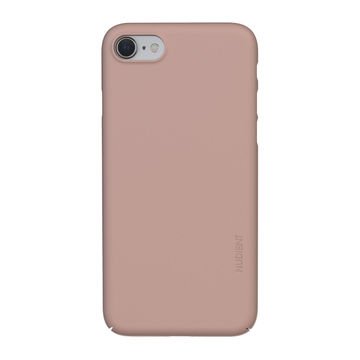 Nudient iPhone 7/8/SE 2020 Thin Precise Case V3 -suojakuori, Dusty Pink