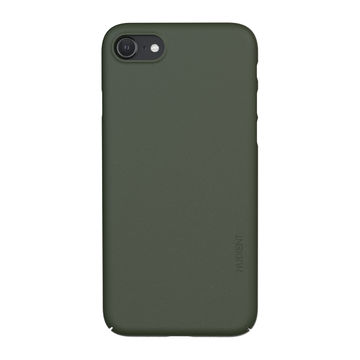 Nudient iPhone 7/8/SE 2020 Thin Precise Case V3 -suojakuori, Pine Green
