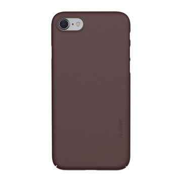 Nudient iPhone 7/8/SE 2020 Thin Precise Case V3 -suojakuori, Sangria Red