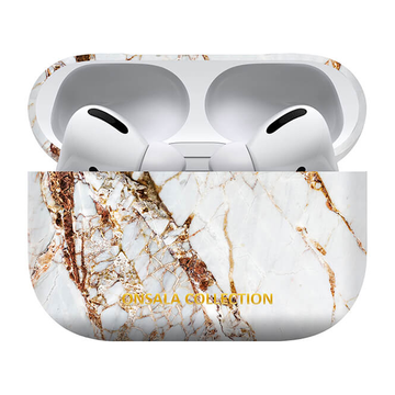 Onsala Collection Airpods Pro kotelo, White Rhino Marble