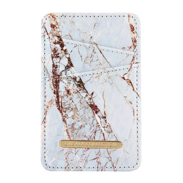 Onsala Collection korttitasku, White Rhino Marble