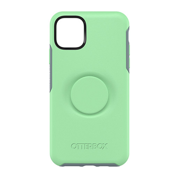 iPhone 11 Pro Max Otterbox Otter + Pop Symmetry -suojakuoret, minttu