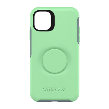 iPhone 11 Otterbox Otter + Pop Symmetry -suojakuoret, minttu