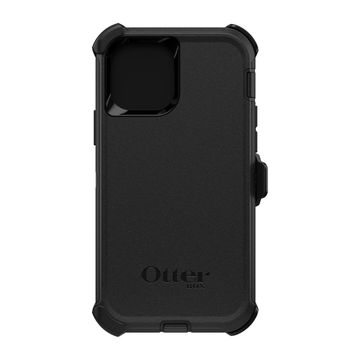 Otterbox Defender, Apple iPhone 12 / 12 Pro, Musta