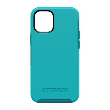 Otterbox Symmetry, Apple iPhone 12 Mini, Rock Candy Blue