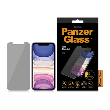 PanzerGlass iPhone XR / 11 -panssarilasi, Privacy klassinen