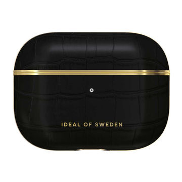 iDeal of Sweden Airpods Pro -suojakotelo, Black Croco
